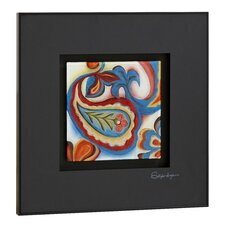 Mixed Media Three Dimensional Glass Art