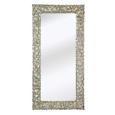 "<strong>Majestic Mirror</strong> 96"" H x 48"" W Contemporary Rectangular Wall Mirror"