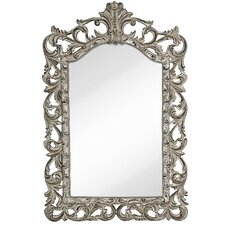 Contemporary Rottenstone Mirror