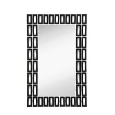 <strong>Majestic Mirror</strong> Contemporary Rectangular Wall Mirror