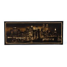 New York Skyline Framed Photographic Print