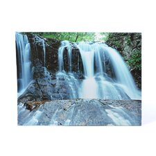 "Waterfall Canvas Wall Art - 23.5"" x 31.5"""
