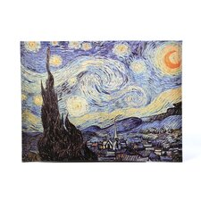 "Starry Night Canvas Wall Art - 24"" x 30"""