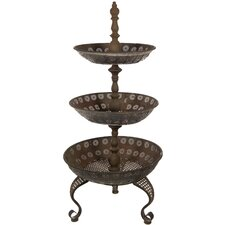 3 Tier Tray Display Stand