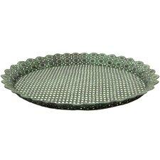 Wrought Iron Display Platter