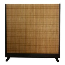 "<strong>Oriental Furniture</strong> 76"" x 75"" Take Room Divider"