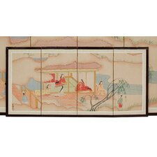 "18"" x 36"" Riverside Serenity 4 Panel Room Divider"