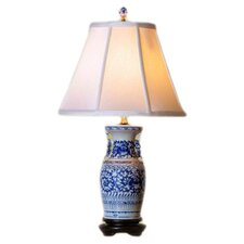 "Vase 22"" H Table Lamp"