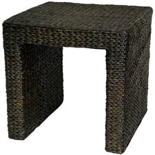 <strong>Oriental Furniture</strong> Rush Grass End Table