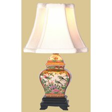 <strong>Oriental Furniture</strong> Jar Table Lamp
