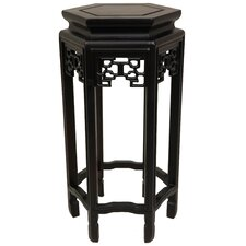 <strong>Oriental Furniture</strong> Plant Stand