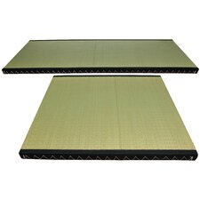 <strong>Oriental Furniture</strong> Tatami Mat Set (Set of 9)