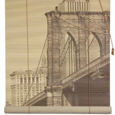 Brooklyn Bridge Rayon Roller Blind