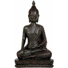 Laotian Sitting Buddha Figurine
