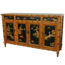 Ching 3 Drawer Hall Cabinet