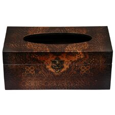 <strong>Oriental Furniture</strong> Olde-Worlde European Tissue Box
