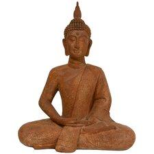 Thai Sitting Zenjo Buddha Statue