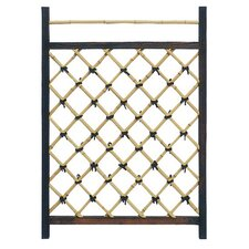 "<strong>Oriental Furniture</strong> 41.33"" Japanese Garden Style Fence Door"