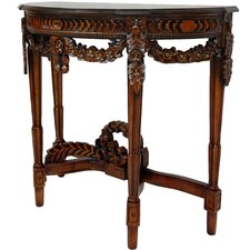 Queen Anne Console Table