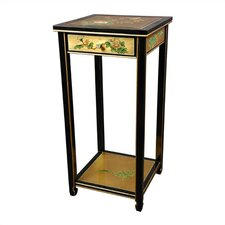<strong>Oriental Furniture</strong> Oriental Multi-Tiered Plant Stand