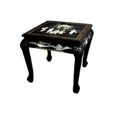 <strong>Oriental Furniture</strong> Chinese End Table