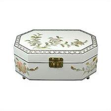 Violetta Asian Jewelry Box