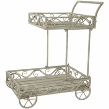Handcart Outdoor Planter