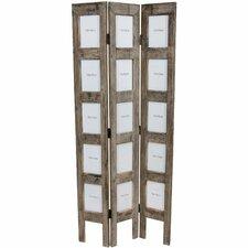 """45"""" x 18.75"""" Frame 3 Panel Room Divider"""