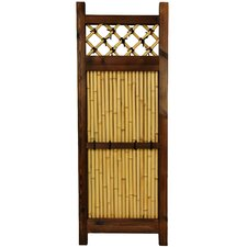<strong>Oriental Furniture</strong> Japanese Bamboo 4' x 2' Zen Garden Fence