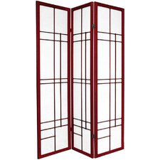 "70.25"" Eudes Paned Room Divider"