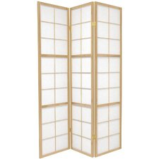 Mado Traditional Asian Room Divider in Natural