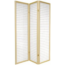 Rice Paper Shoji Room Divider in Natural
