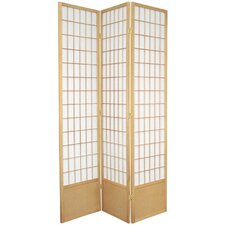 "78"" Window Pane Room Divider"