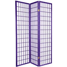 Window Pane in Purple