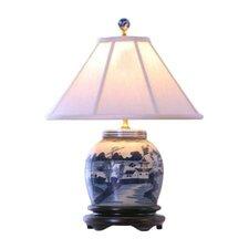 "Jar 23"" H Table Lamp"