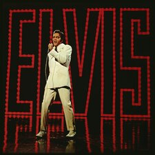 Elvis Presley TV Special Photographic Print on Canvas