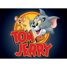 Tom and Jerry Canvas Art