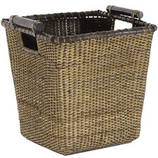 <strong>Oriental Furniture</strong> Rattan Storage Bin
