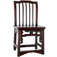 <strong>Oriental Furniture</strong> Side Chair