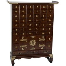 Korean 49 Drawer Apothecary Chest
