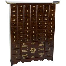 Korean 63 Drawer Apothecary Chest