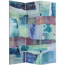 Ocean Dance Canvas Room Divider