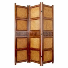 "72"" x 54"" Peiking 3 Panel Room Divider"