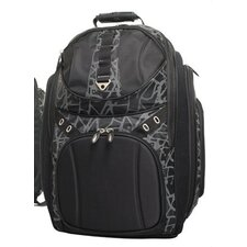 <strong>G-Tech by GOODHOPE Bags</strong> Revolution iPod Speaker Backpack