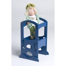 <strong>Little Partners</strong> Toy Tower in Royal Blue