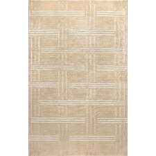 Tribeca Wicker Beige Rug