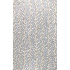 Verona Branch Light Blue Rug