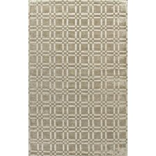 Radiance Intersect Platinum Rug