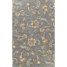Venezia Rambagh Grey Rug