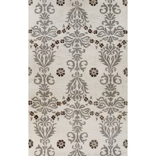 Greenwich Cosmic Dance Ivory / Grey Rug